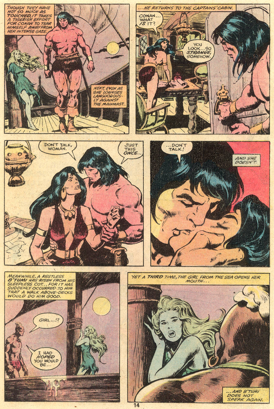Conan the Barbarian (1970) Issue #98 #110 - English 9