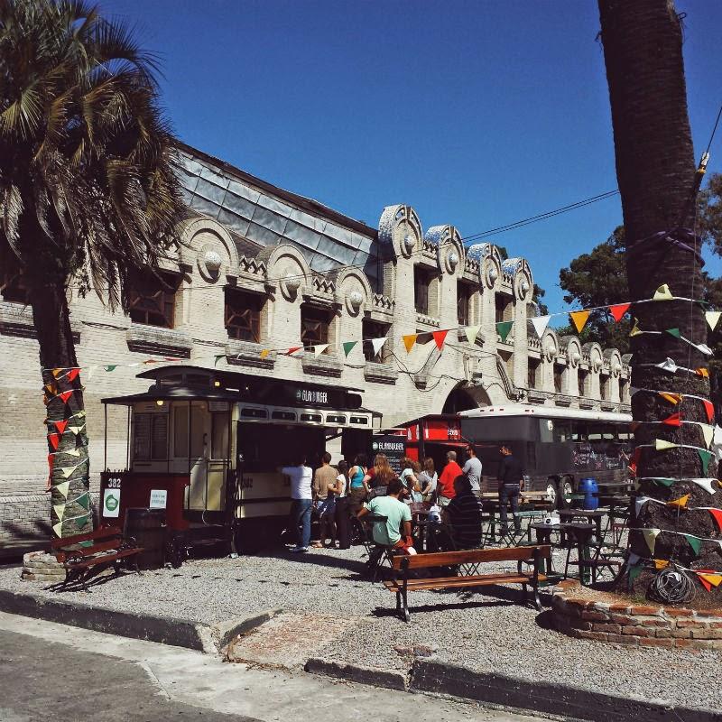 Feira Gastronômica no Uruguai