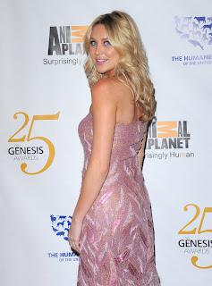 Stephanie Pratt at the Genesis Awards