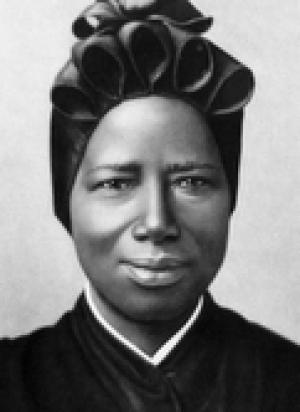 Santa Josephine Bakhita