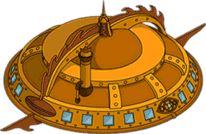 Victorian UFO