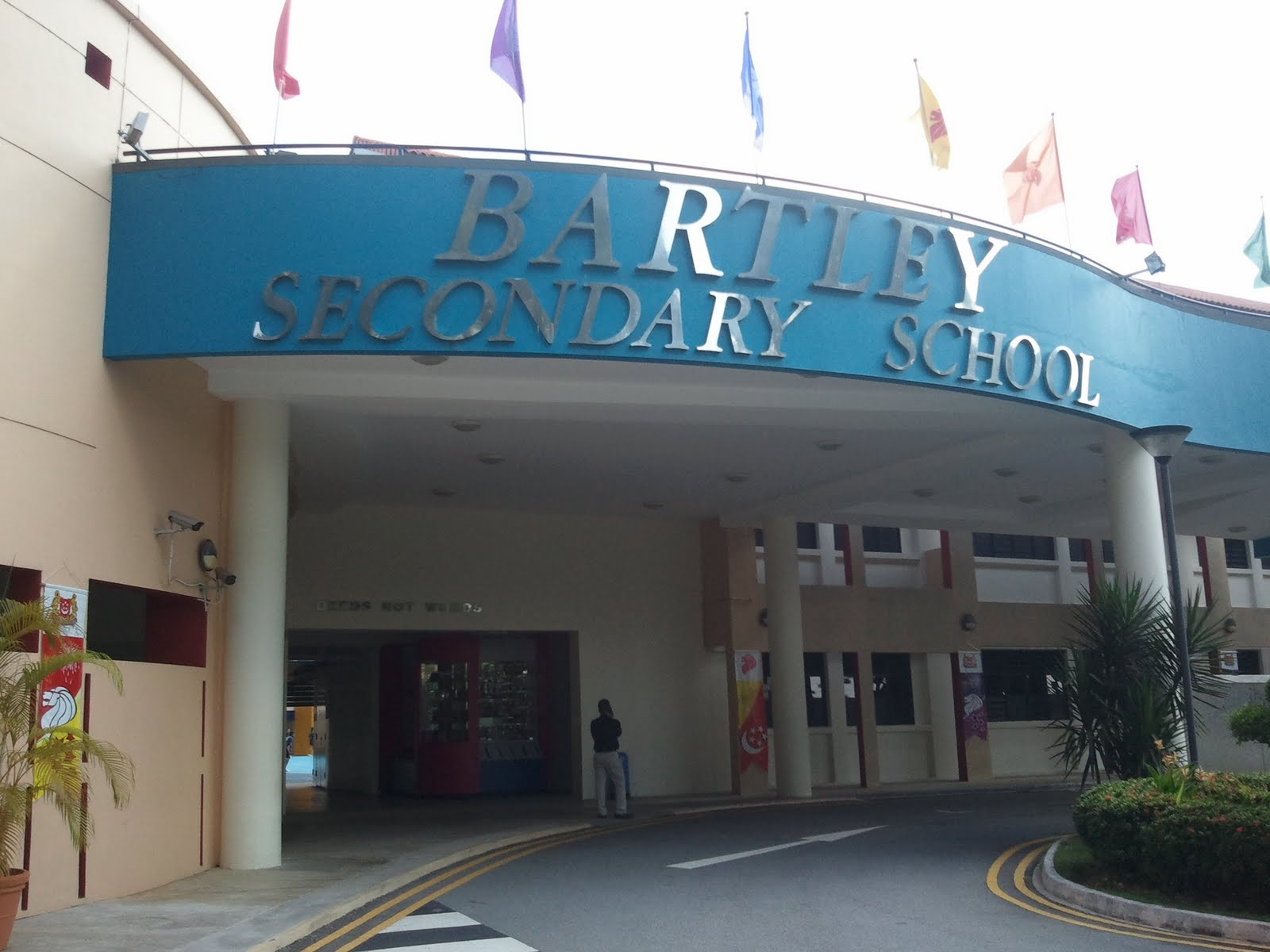 ICT in Schools: My Enhanced School Experience in Bartley Secondary ...