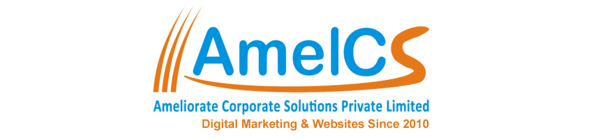 AmelCS: Ameliorate Corporate Solutions Private Limited | Digital Marketing & Websites Since 2010
