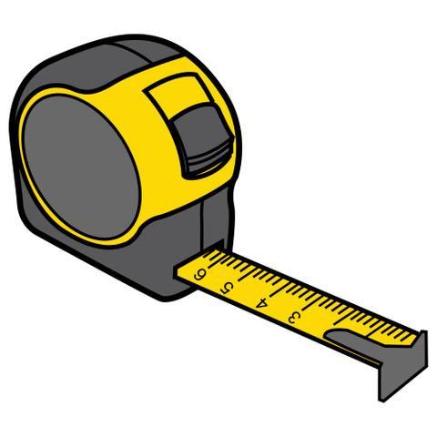 Cuaderno de trabajo de fati el metro de medida - Metro para medir ...