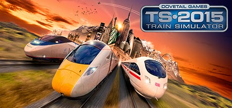 Train Simulator 2015 v49.4a + DLCs [RePacK] Download