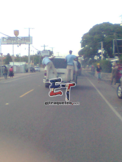 Transporte escolar Dominicano