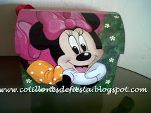 Cotillón Minnie