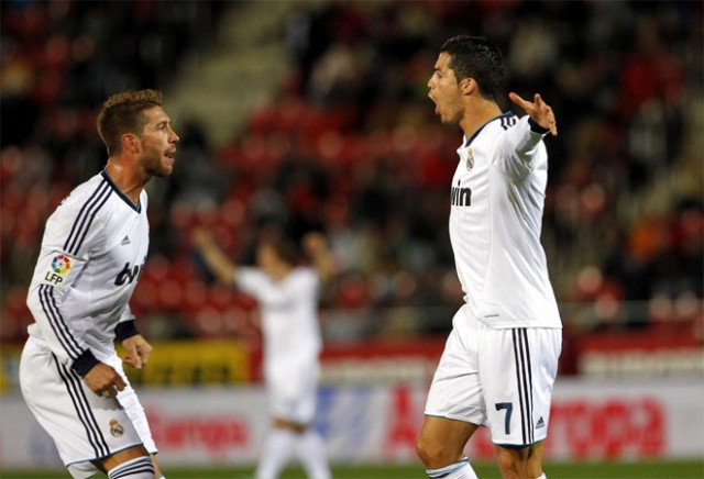 Hasil Pertandingan Real Mallorca vs Real Madrid 4-0, 29 Oktober 2012