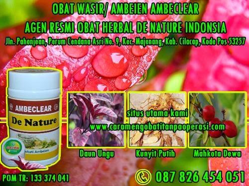 obat ambeien minyak kelapa