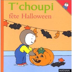 Maribrairie halloween - Tchoupi fait la fete ...