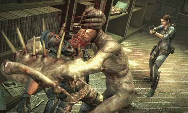 Downlaod Game Resident Evil Revelations