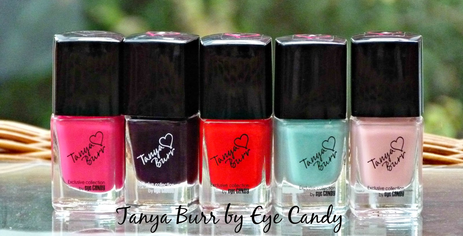 Tanya Burr nails review