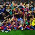 Jika Barca Juara Liga Champions, Arsenal Dapat Rp 61 M