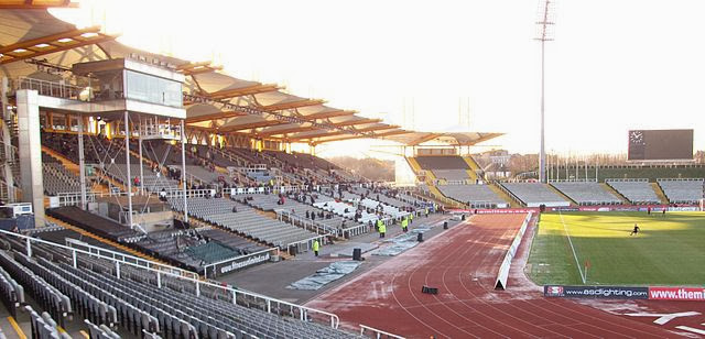 Don Valley Stadium, Sheffield