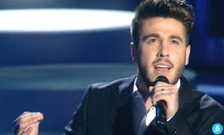 Antonio José canta Por fin de Pablo Alborán