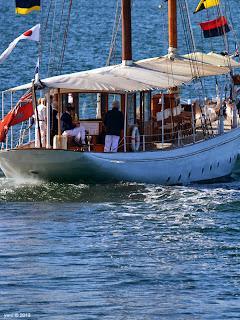 fancy boat