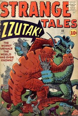 Strange Tales, Zzutak