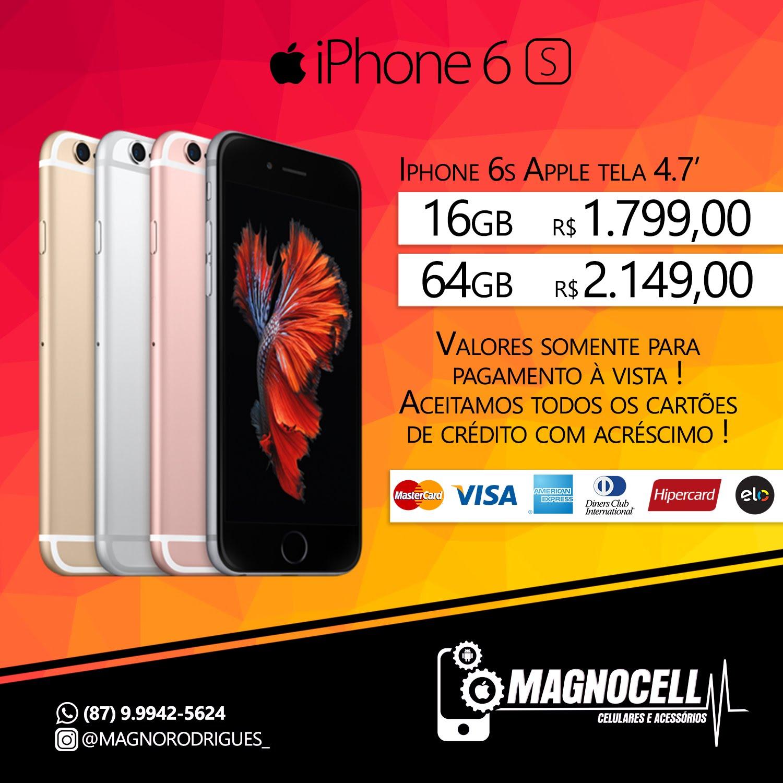 iPhones a venda em Carnaíba