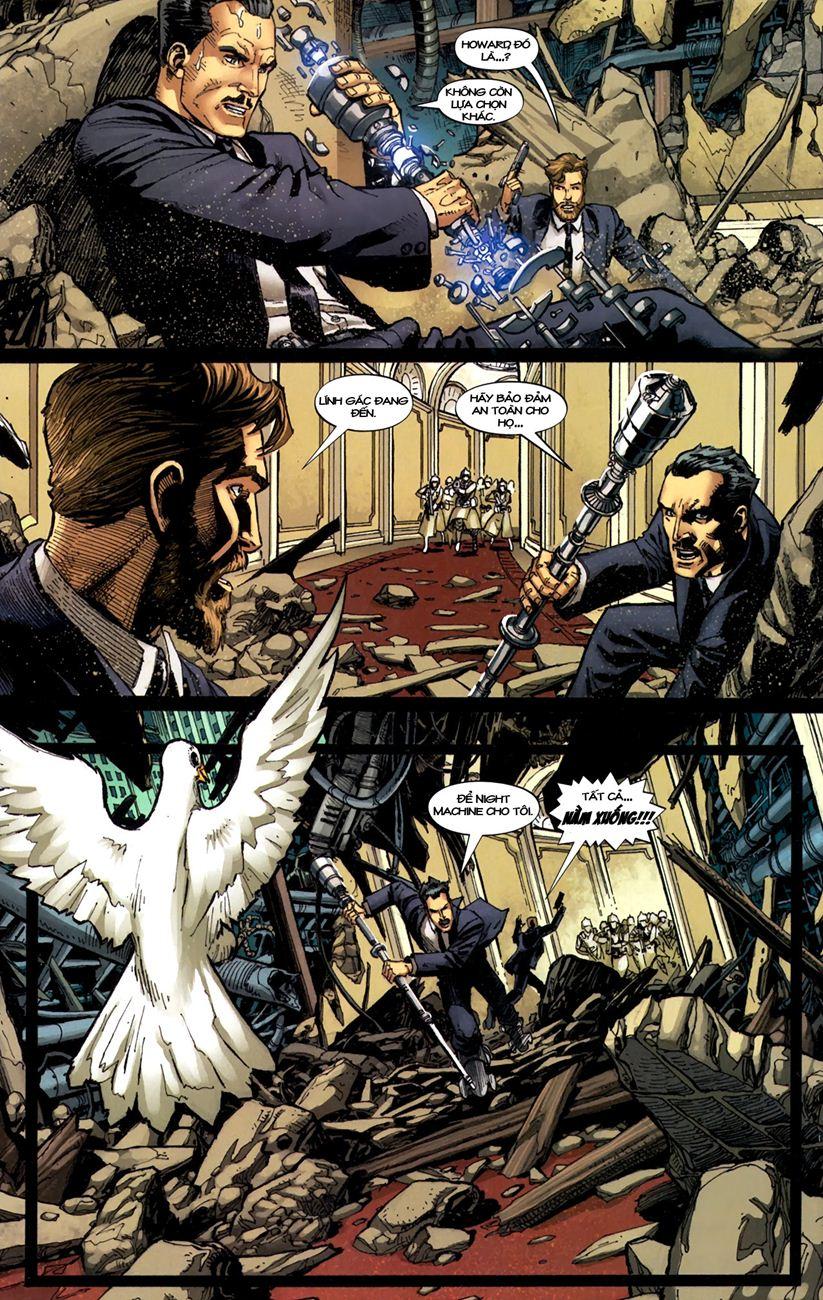 S.H.I.E.L.D chap 2 - Trang 16