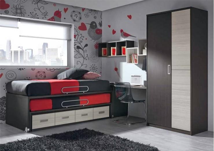 Blog dormitorios juveniles valencia consejos para elegir - Imagenes dormitorios juveniles ...