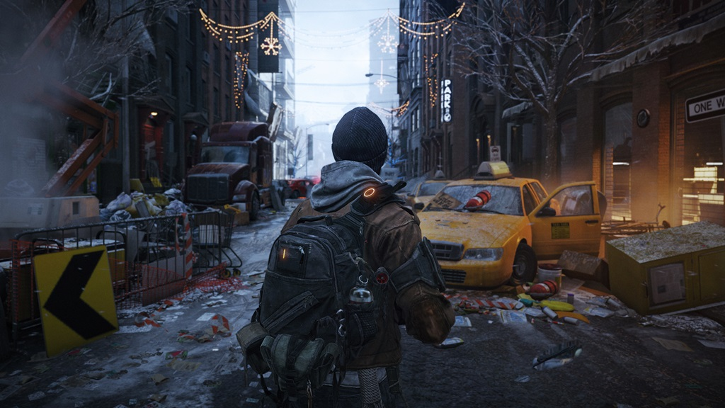 Tom Clancy's The Division Wallpapers - Multiplayer Game