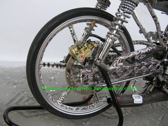 Modif Yamaha Rk King