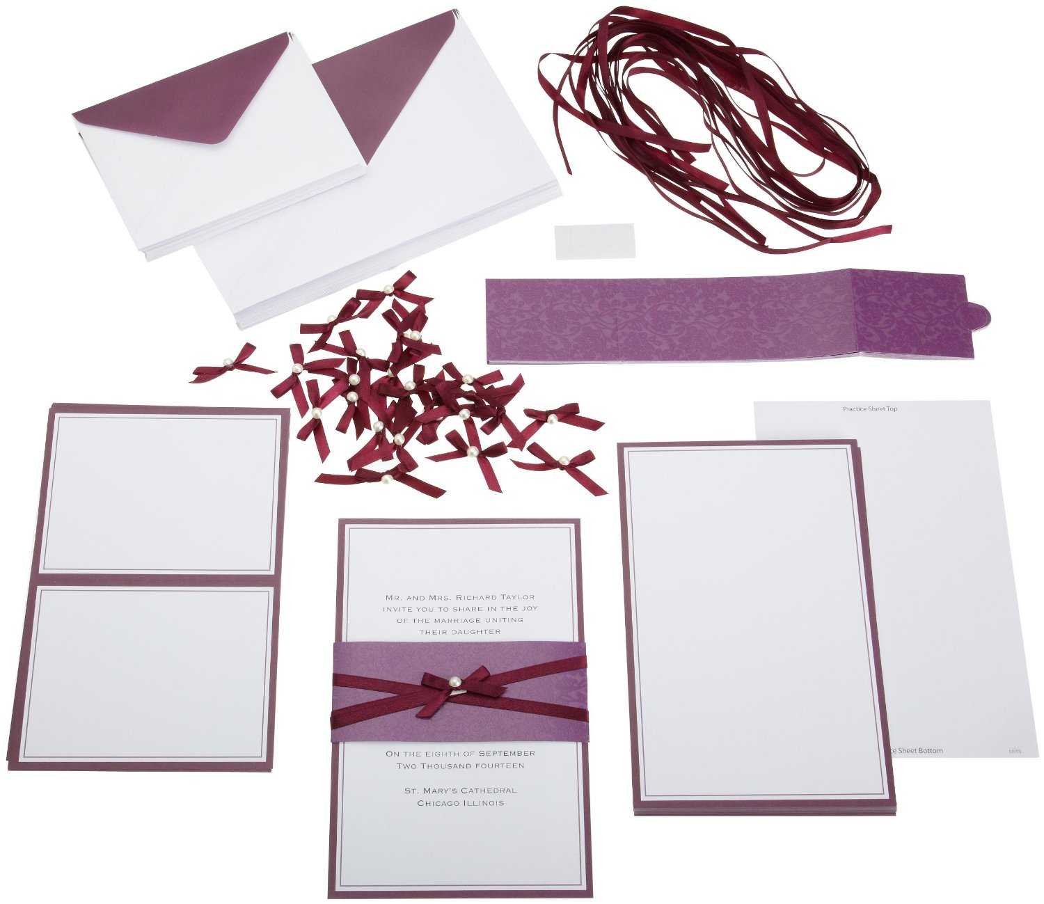 Wedding Stuff Very Invitations