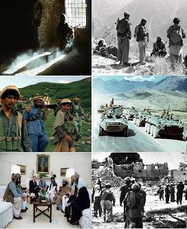 GUERRA DE AFGANISTÁN O RUSO - AFGANA (24/12/1979 - 15/02/1989)