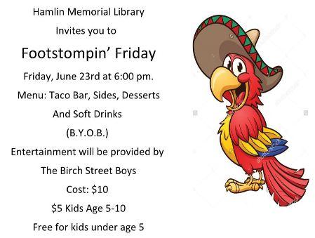 6-23 Hamlin Memorial Library