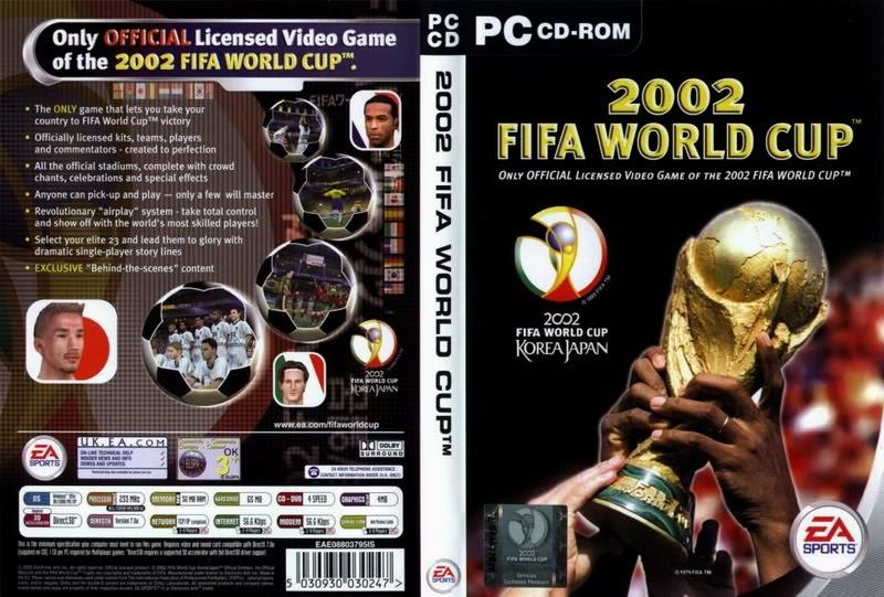 تحميل لعبة fifa World Cup 2002 برابط واحد وبدون تثبيت
