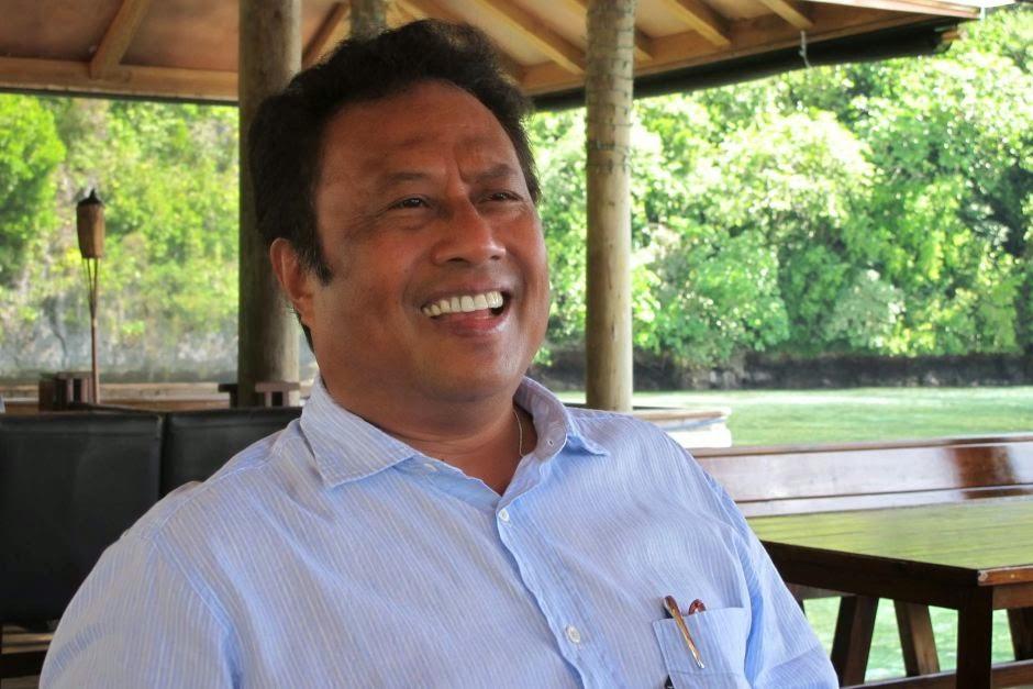 Presiden palau Tommy Remengesau Jr bertujuan untuk menghentikan penangkapan yang berlebihan tuna di perairan negaranya.