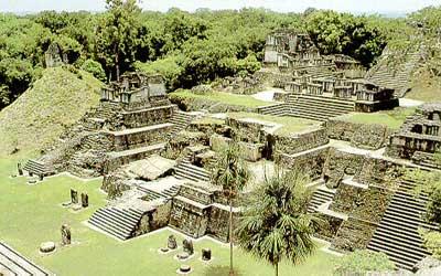 Eva rodr guez bra a ru nas mayas de cop n honduras for Civilizacion maya arquitectura