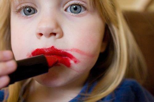 Makeup For Babies