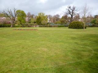 Woking Park Mini Golf course