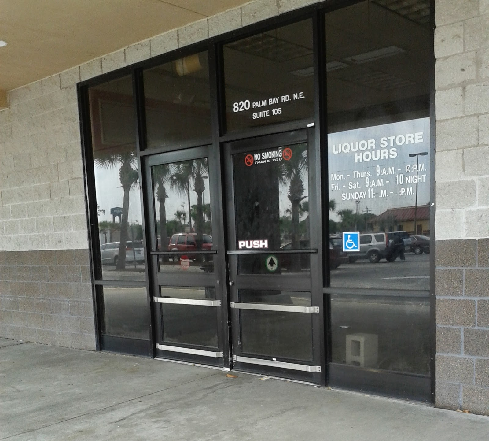 Albertsons florida blog former albertsons 4416 palm for Window and door store