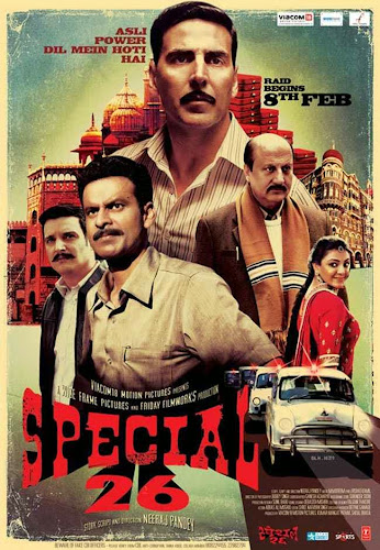 Special 26 (2013) Movie Poster