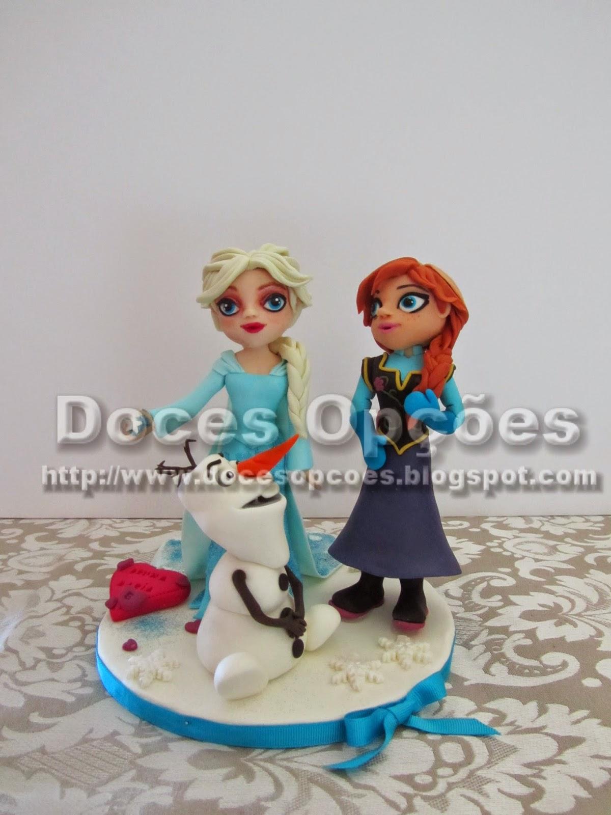 Figuras Disney's Frozen