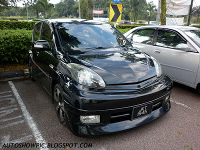 modified VIP Myvi