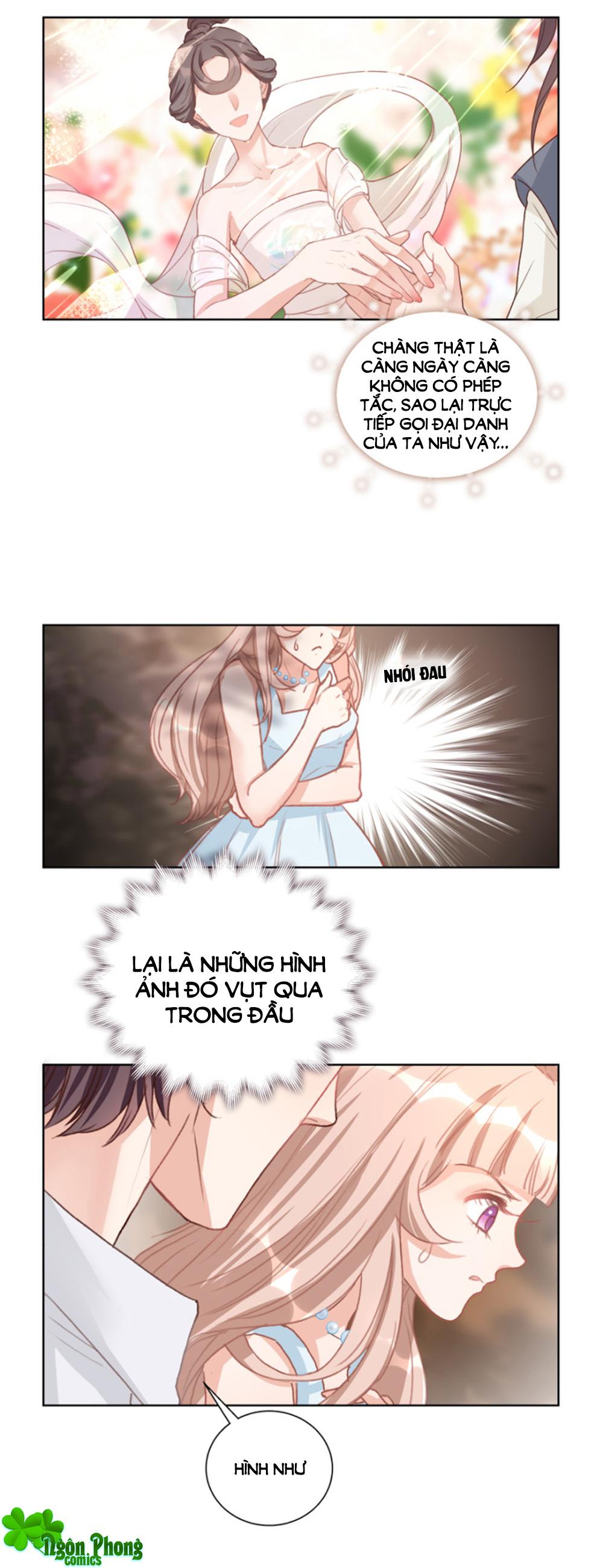 Lưu Luyến Nguy Tình_chap 17