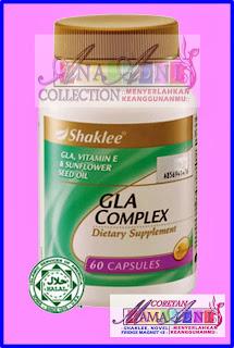 GLA Complex Shaklee