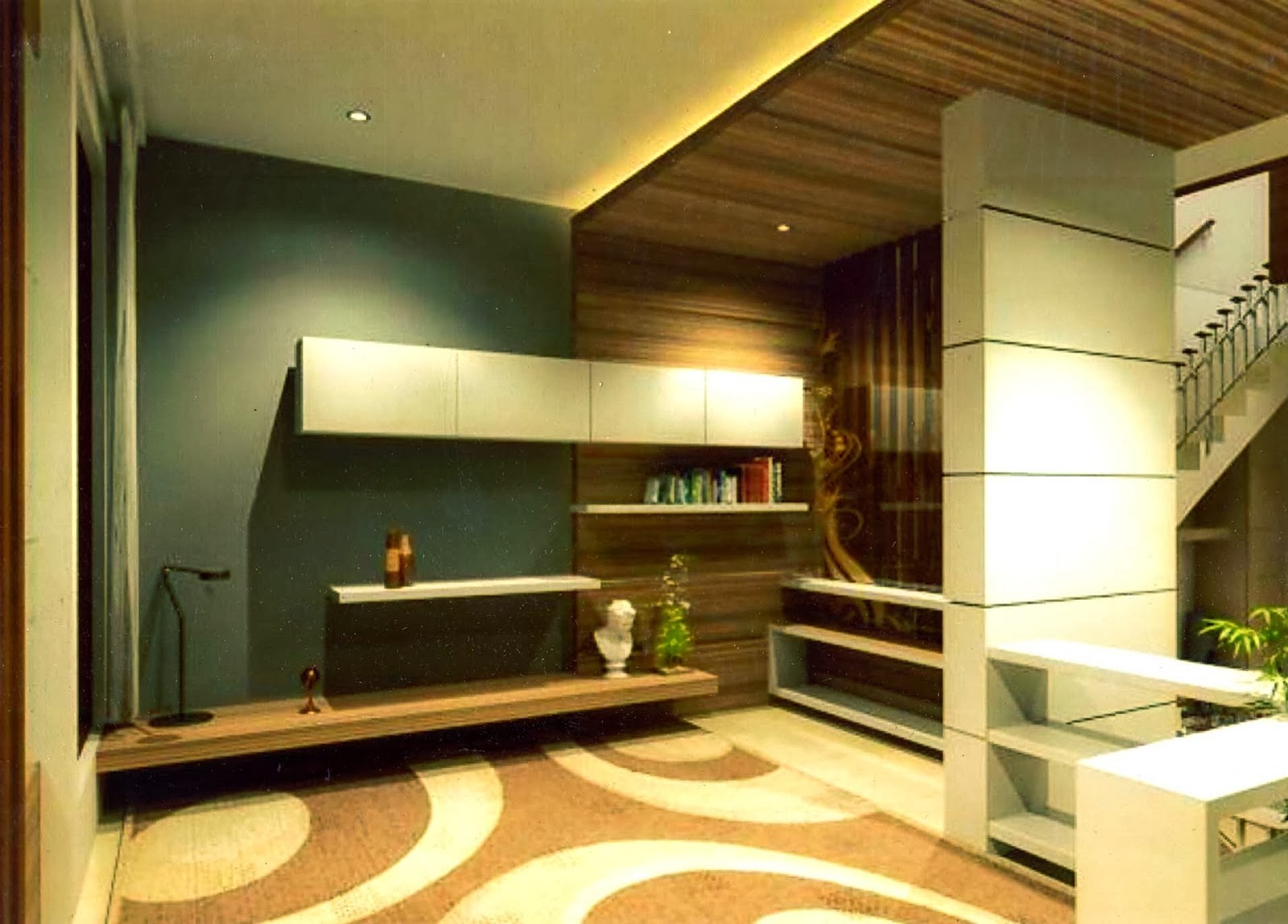 Kitchen set minimalis for Biaya kitchen set