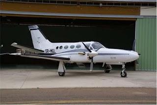 Indagan robo de avión del Grupo Punta Cana