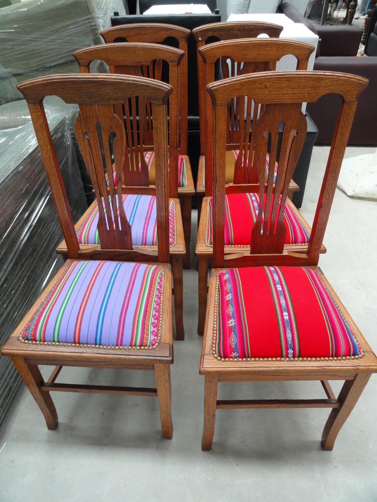 Bata muebles con ideas tapizados re tapizar o no re - Muebles para tapizar ...