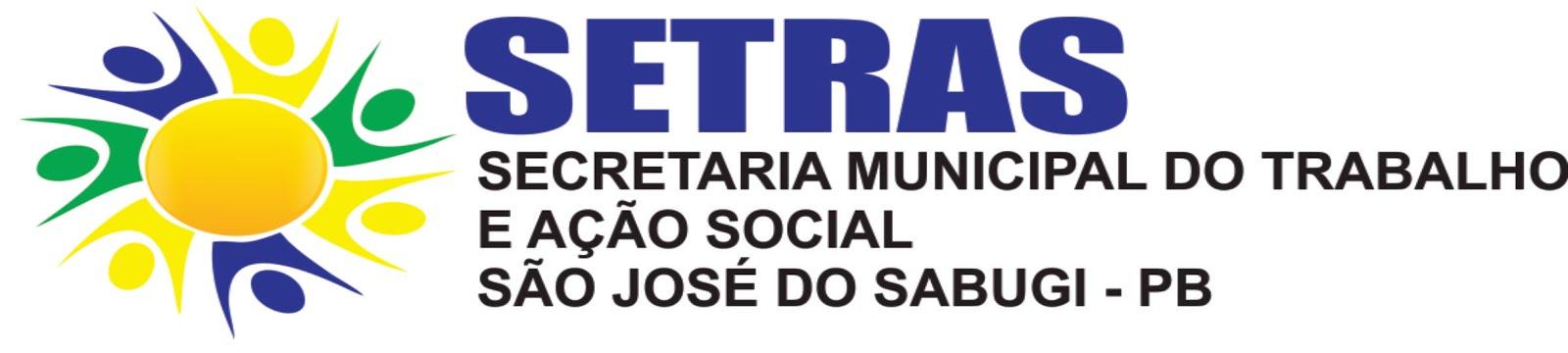 Secretaria Municipal do Trabalho e Ação Social de São José do Sabugi - PB