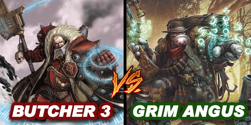 Butcher 3 vs. Grim Angus