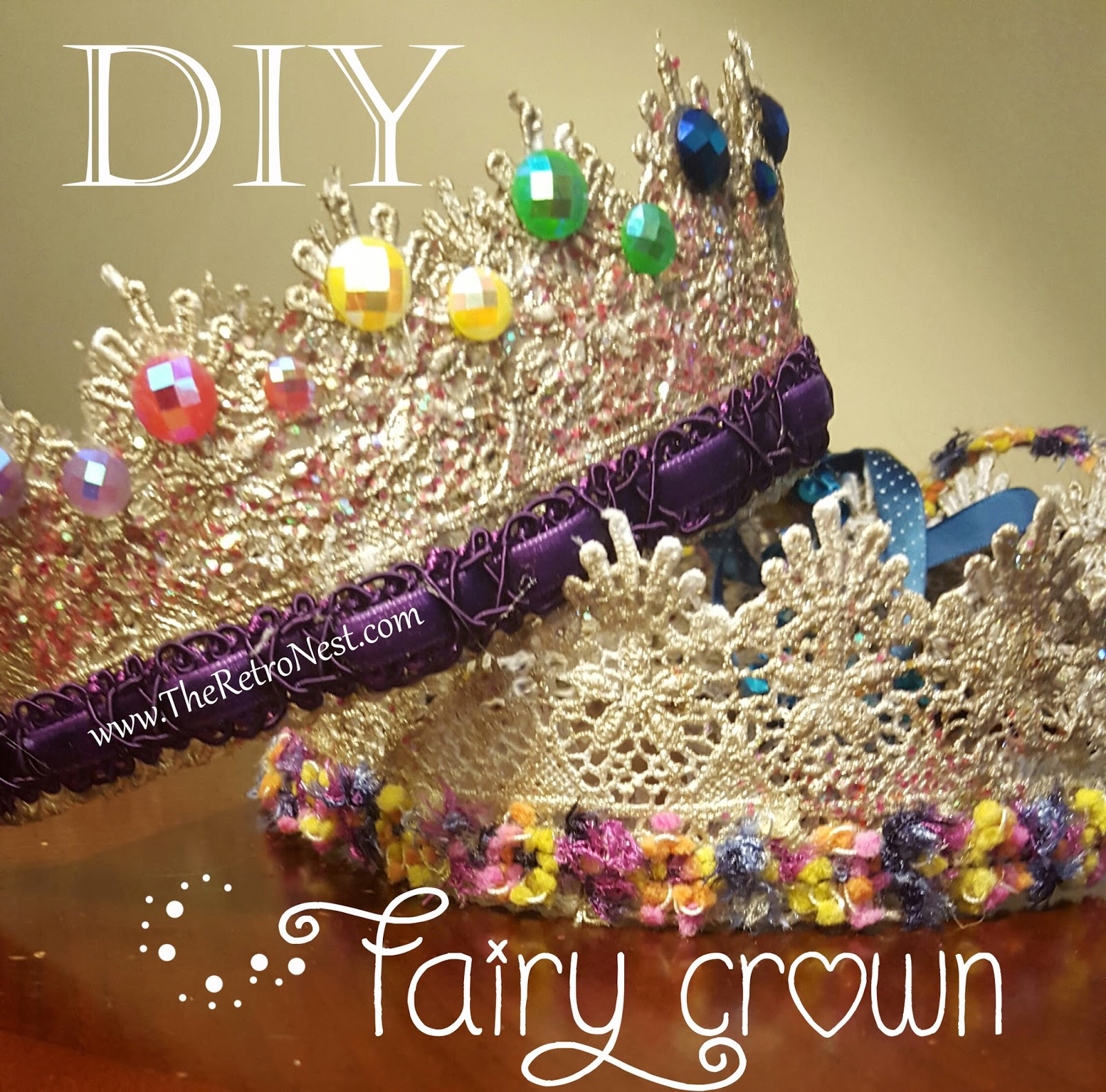 How to Make a Fairy Tiara How to Make a Fairy Tiara new picture