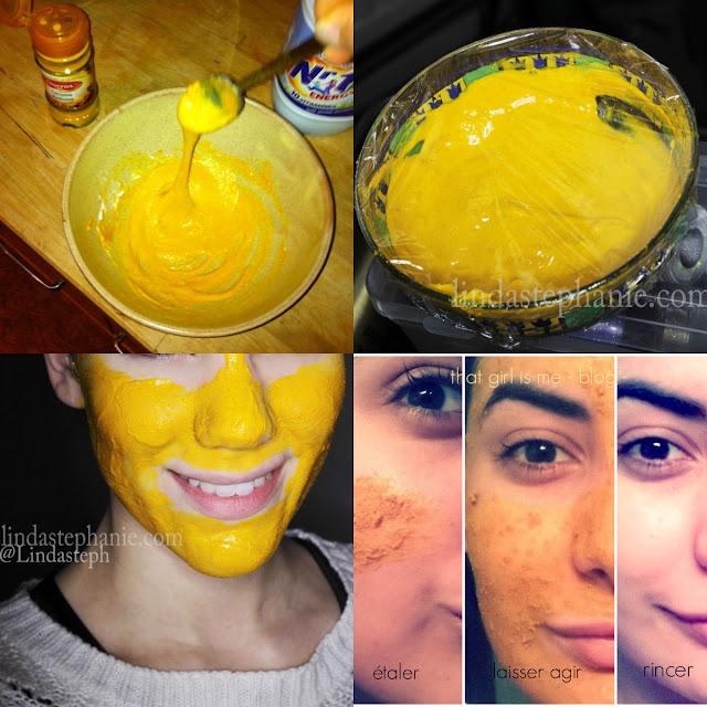 خلطة الكركم مع الليمون لتبييض البشرة