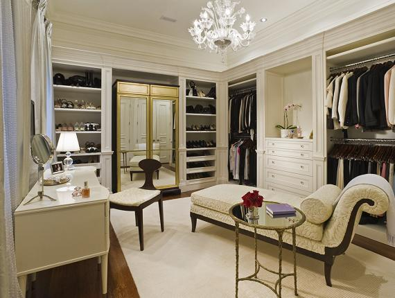 Large Dressing Room Design