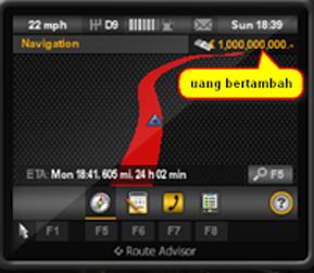 Cara Cepat Menambah Uang di Euro Truck Simulator 2