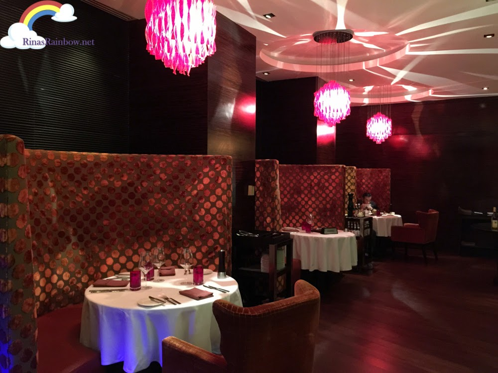 CRU steakhouse interiors